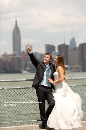 Fotógrafo Español Bodas Nueva York