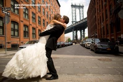 Fotógrafía de bodas Nueva York